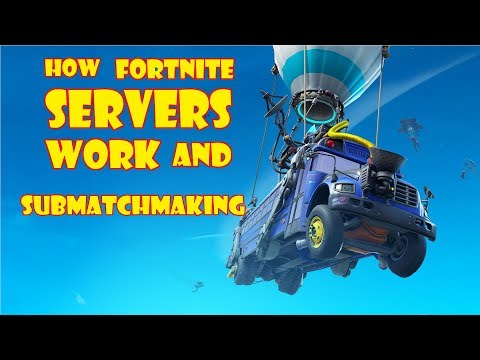 fortnite matchmaking how it works