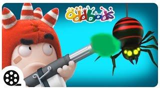 Oddbods | Комаха Вторгнення | Смішні Мультики Для Дітей