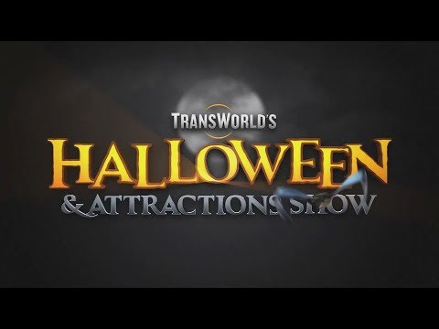 TransWorld's Halloween & Attractions Show - The biggest