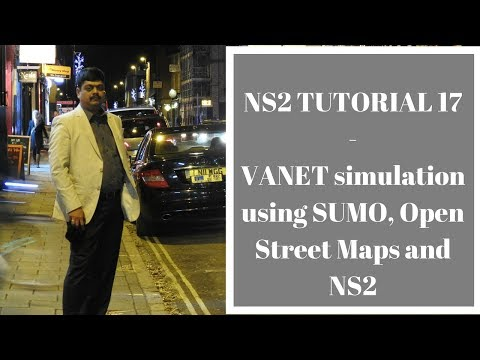 SUMO, Open Street Maps and NS2