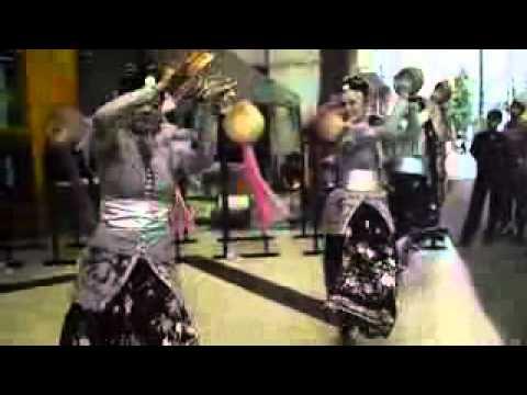 Tari Marhaban (welcome Dance Banten) By Sanggar Nongsari.flv