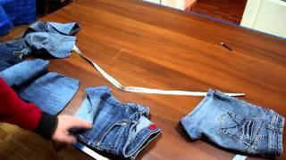 Как сшить шорты из старых джинсов(ищите лекала на сайте ссылка на мой сайт)) - http://goretskye.com группа в вк - https://vk.com/goreckie группа в фейсбук - https://www.facebo..., 2016-04-19T14:29:56.000Z)