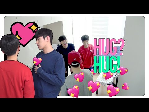 [BTS] Hug? Hug! 〈QUEER MOVIE Beautiful〉 Behind the Scenes |GAY, LGBTQ FILM|[ENGLISH SUB] from YouTube · Duration:  2 minutes 45 seconds