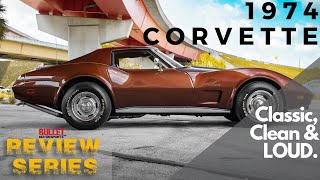 This is one LOUD 1974 Corvette [4k] | REVIEW SERIES