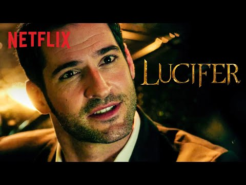 3 Reasons Why Tom Ellis Is The Perfect Lucifer | Netflix