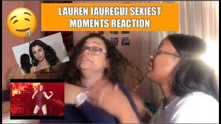 Lauren Jauregui Sexiest Moments | REACTION!!