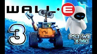 Wall-E Walkthrough Part 3 (PS3, X360, Wii) Level 3 ~ The Sandstorm