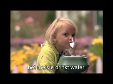 Learn Dutch for kids - 2 - Dutch for kids DVD set - Dutch lessons for children - Nederlands - food