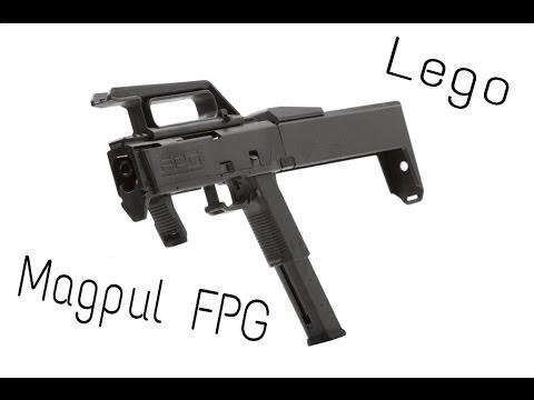 lego magpul fpg youtube
