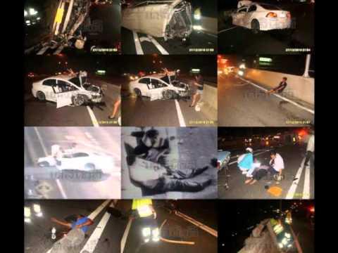 อุบัติเหตุทางด่วนโทลเวย์