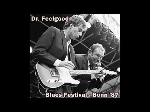 Dr Feelgood - Live 1987 - Blues Festival