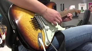 Dirty Minor Blues Improv