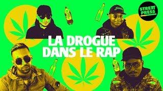 Weed, alcool, lean : la drogue dans le rap (Guizmo, Naps, L'Ordre du périph, Leto, Lacraps)
