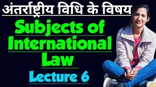 Subjects of international law, Realist theory, Fictional theory, Functional theory
