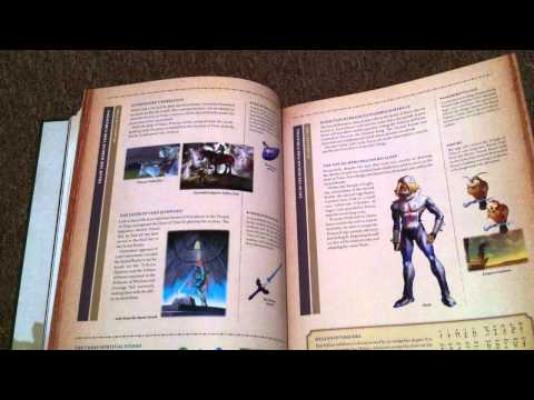 The Legend Of Zelda Hyrule Historia UnBoxing-Eng Ver.