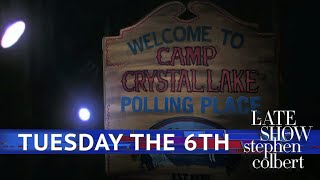 Tuesday The 6th: Voting Day