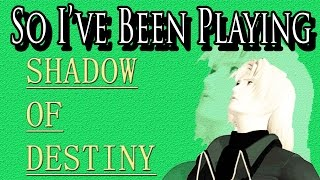 So I've Been Playing: SHADOW OF MEMORIES / SHADOW OF DESTINY [ Review PS2 ]