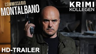 COMMISSARIO MONTALBANO - Vol. 7 - Trailer deutsch [HD] || KrimiKollegen
