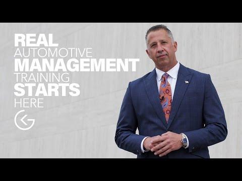 Automotive Management Training