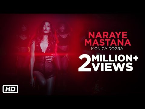 Naraye Mastana | Official Video | Monica Dogra