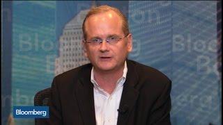 Referendum Candidate Lessig Would Consider Biden as VP