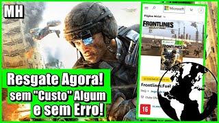 Resgate Agora! Frontlines:Fuel oḟ War disponível Mundialmente para Download |Xbox 360 e+|