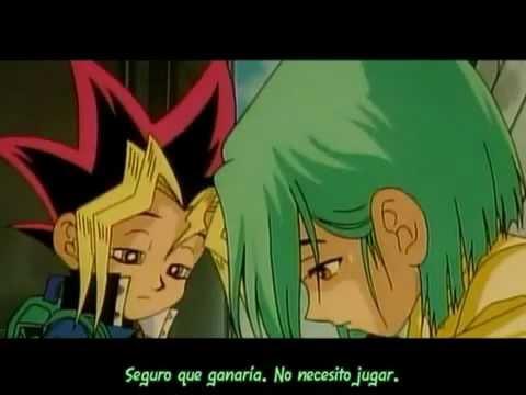 Yu-Gi-Oh! -OVA- La leyenda del dragón negro de ojos rojos parte 1