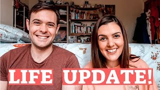 LIFE UPDATE | What are we doing in 2019??