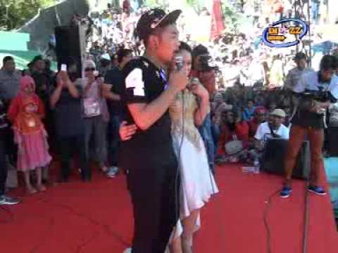 Kandas Irwan Feat Lesti konser Akbar WPS Sumenep