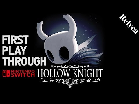 Hollow Knight on Nintendo Switch- First...