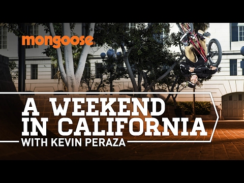 A Weekend in California with Kevin Peraza