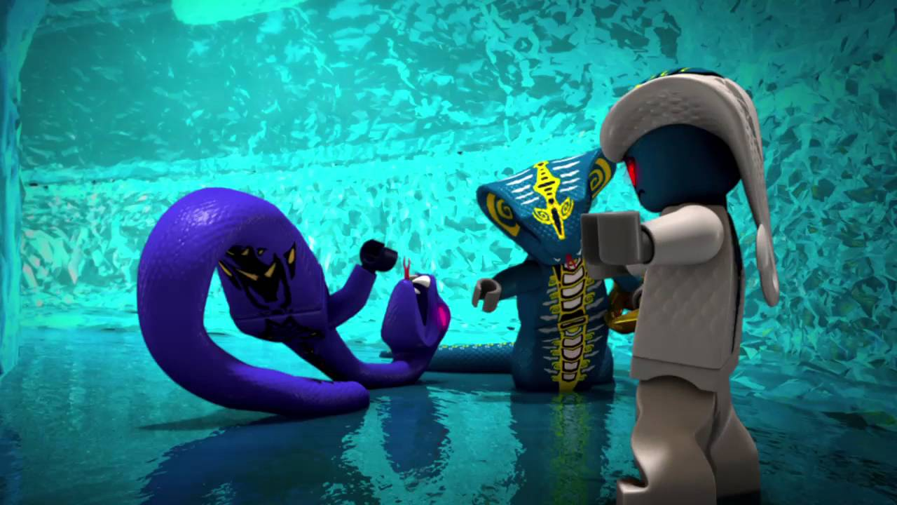 The Story Of Pythor - LEGO Ninjago - Villain Throwback ...