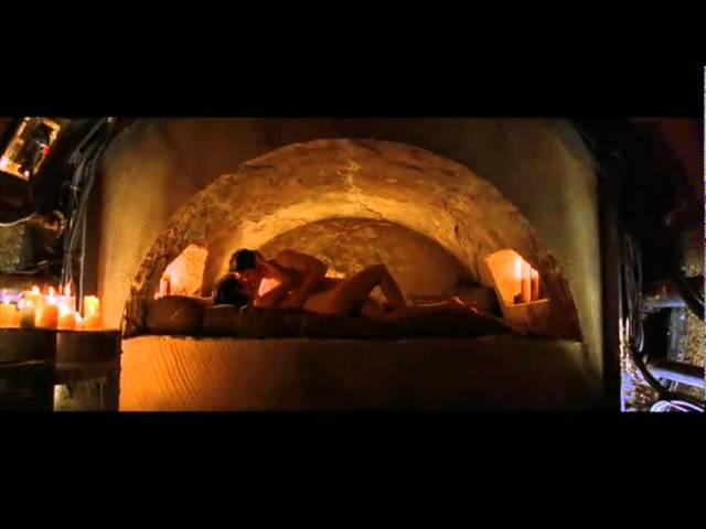 Матрица перезагрузка -- танец в пещере (экстаз) #1