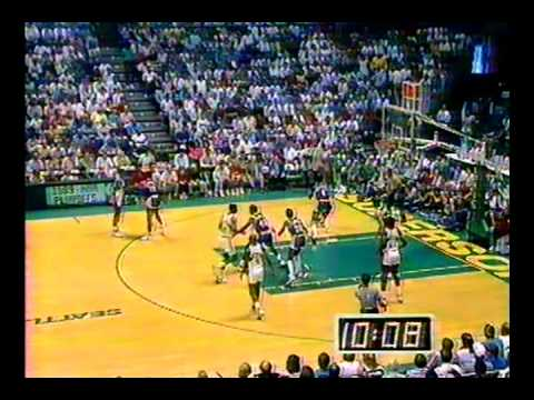 Lakers: 29 pt comeback, 1989 Playoffs