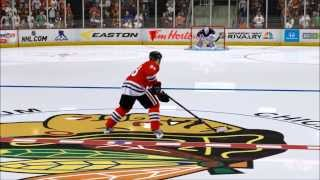 NHL 14: Ranked Online Shootout Gameplay