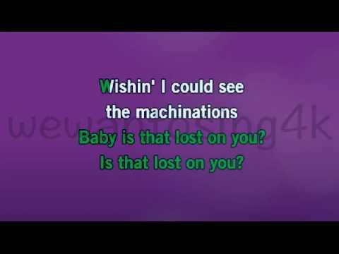 LP - Lost on You - Karaoke - Low -2