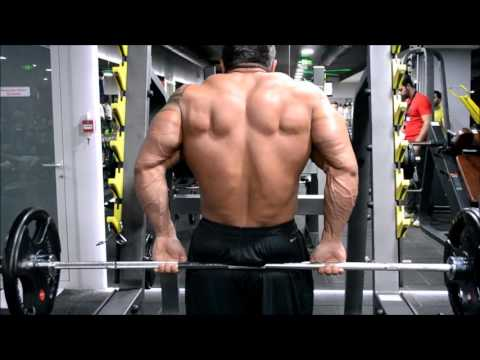 Murat Gönül 2016 Muscle Gym Fitness