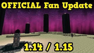 Minecraft 1 14 Newest Features Mega Update Confirmed Vloggest