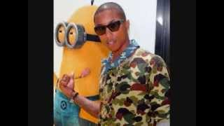 Pharrell Williams - Happy (Despicable Me 2)
