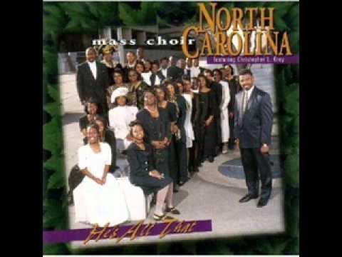 North Carolina Mass Choir-Alright
