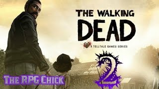 Let's Play The Walking Dead, Season 1 (Blind), Part 2: Meet Clementine