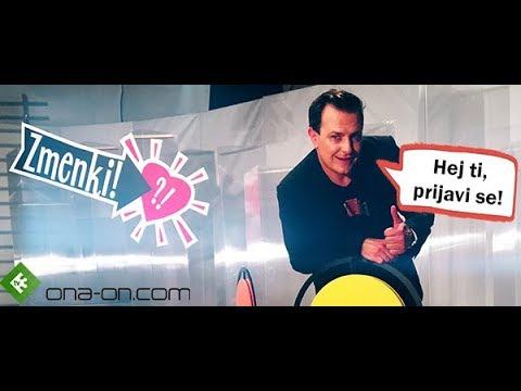 Oddaja Zmenki na TV3 in z ona-on.com  3 10  2017