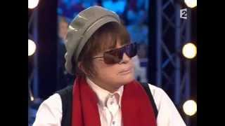 Nadine Trintignant - On n'est pas couché 3 novembre 2007 #ONPC