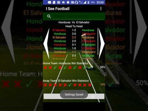 Soccer Statistics App(I See Football) - Apps on Google Play