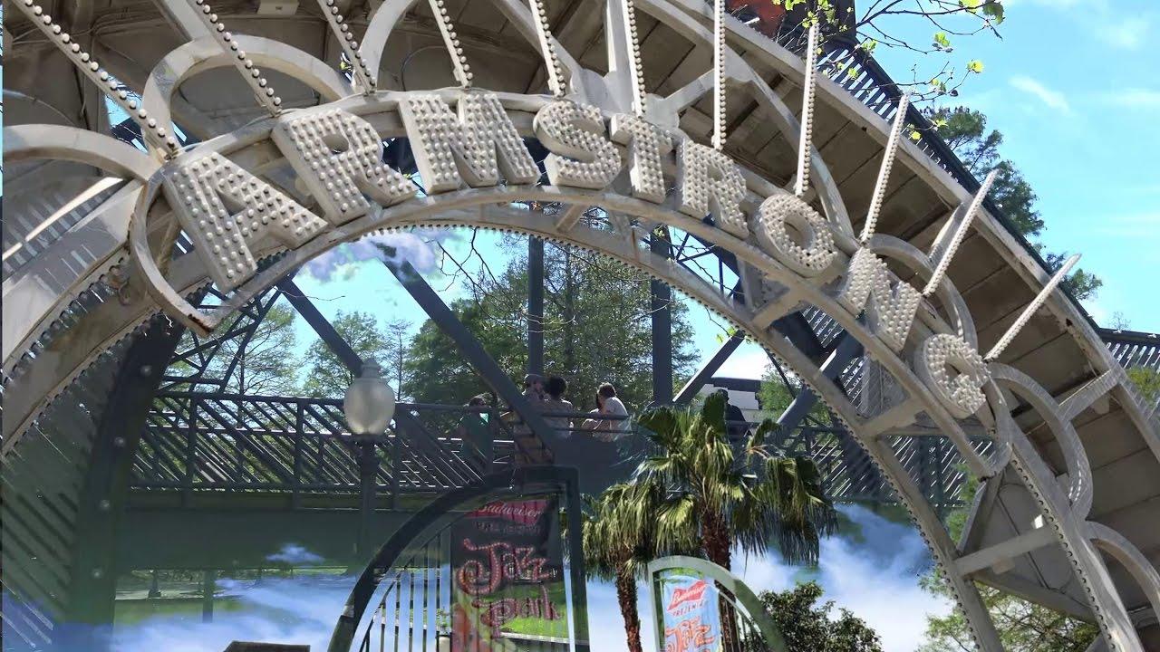 rueda de casino new orleans