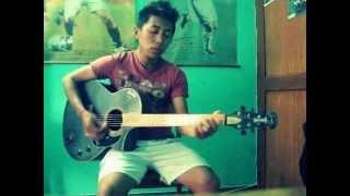 me singing AAFNO KATHA-sabin rai