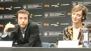 Zinemaldia 2015 - Joachim Lafosse (