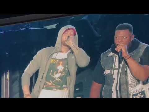 Eminem Live at Milano-Revival Tour 2018.07.07. Part3