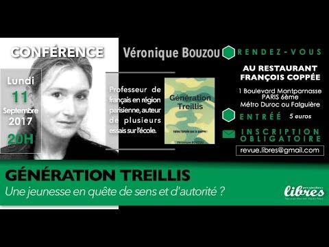 Véronique Bouzou :  Génération Treillis