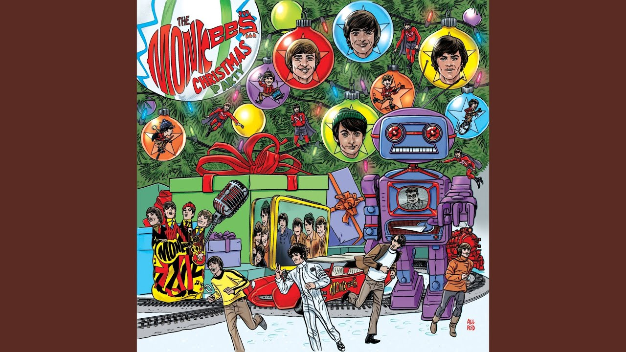 Monkees Christmas Party.Christmas Party